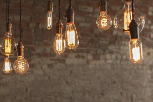 lights, ideas,