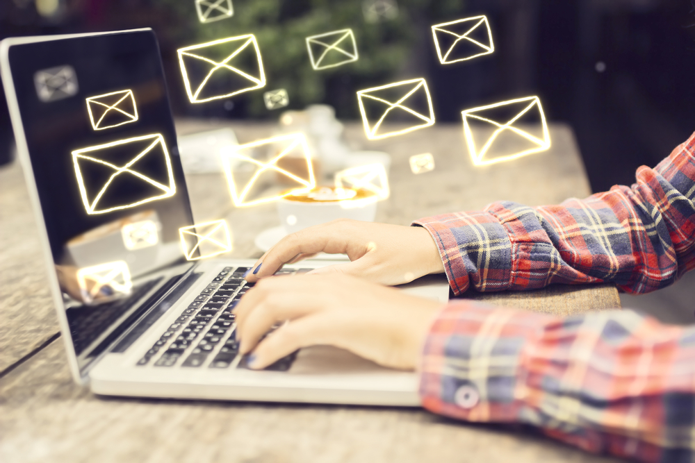 emails, online, marketing