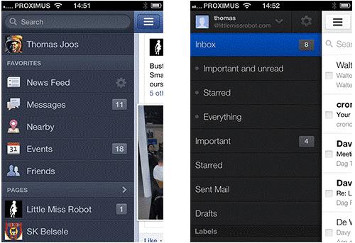 mobile UX gesturization