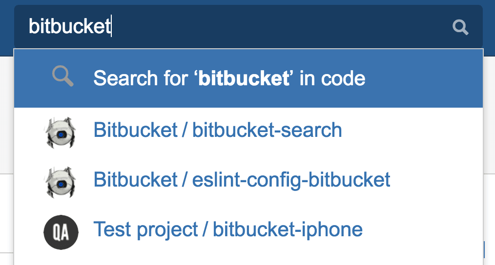 bitbucket has added a search function. Black Bedroom Furniture Sets. Home Design Ideas