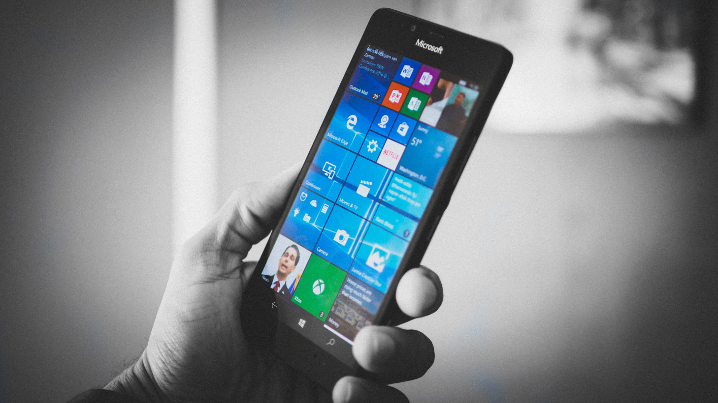 """Nadella says next Microsoft phone will be the """"ultimate ..."""