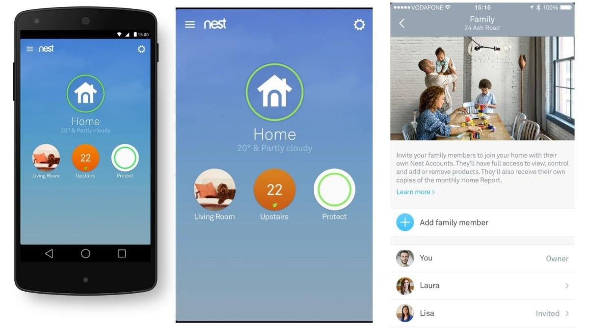 Nest's thermostat, camera and smoke alarm just got smarter