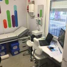 RFRC Behandlungsraum