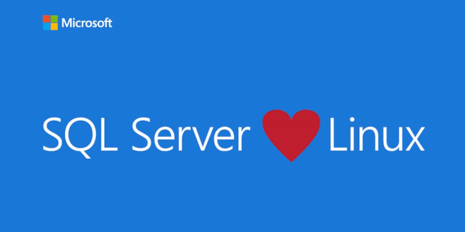 Microsoft is bringing SQL Server to Linux
