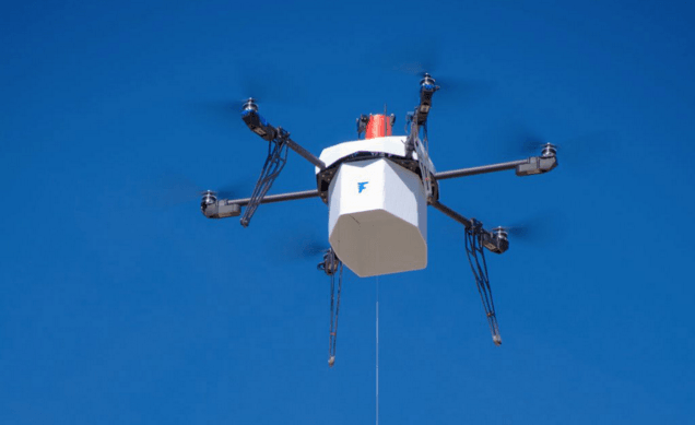 Flirtey's historic drone delivery gives you an idea of how ridiculous the future will look
