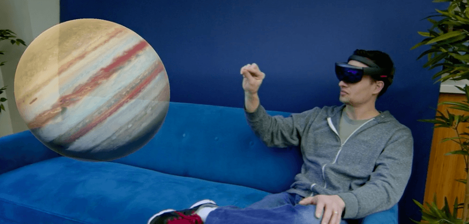 Microsoft starts shipping HoloLens to devs today