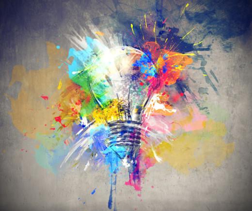 idea, creativity