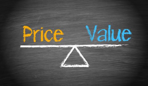price value pricing