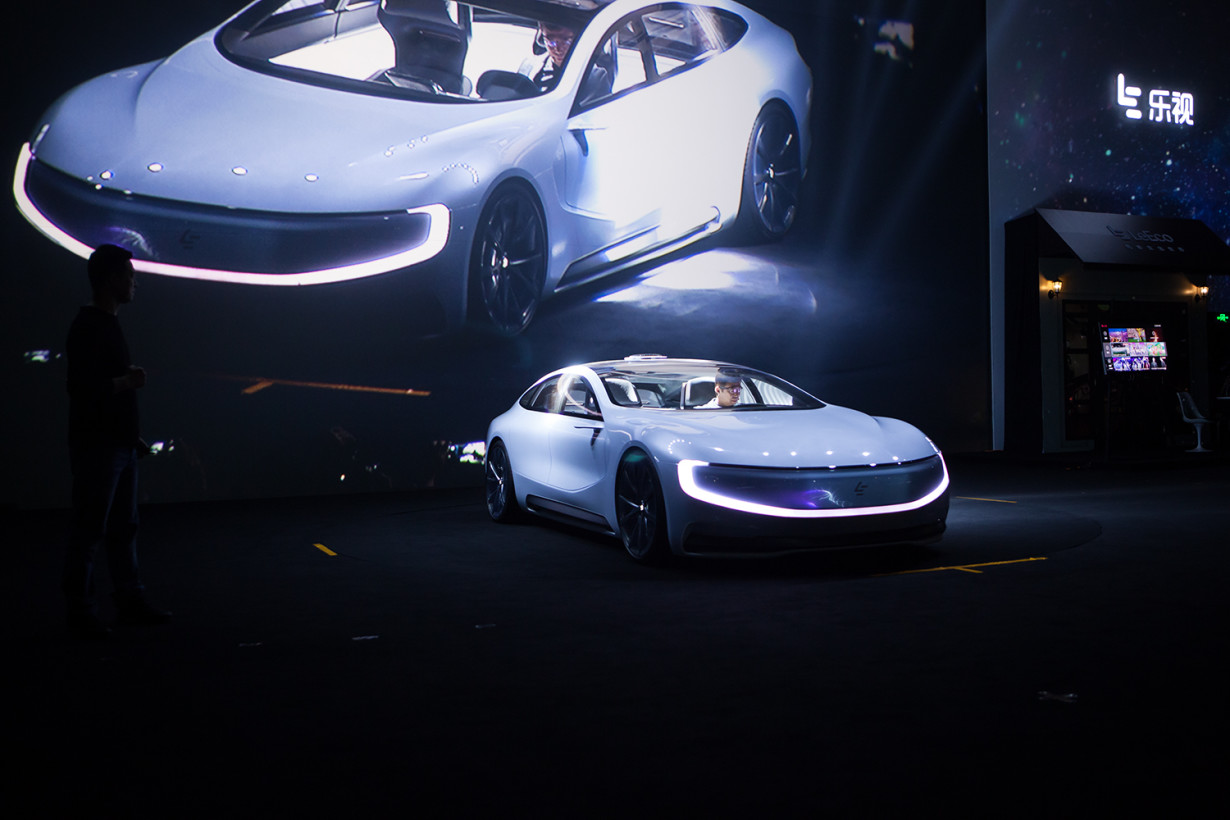 Bmw Foreign Car >> This Chinese company just leap-frogged Tesla in the autonomous electric car race