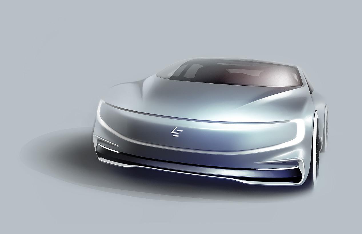 Ext on Tesla Electric Car Battery