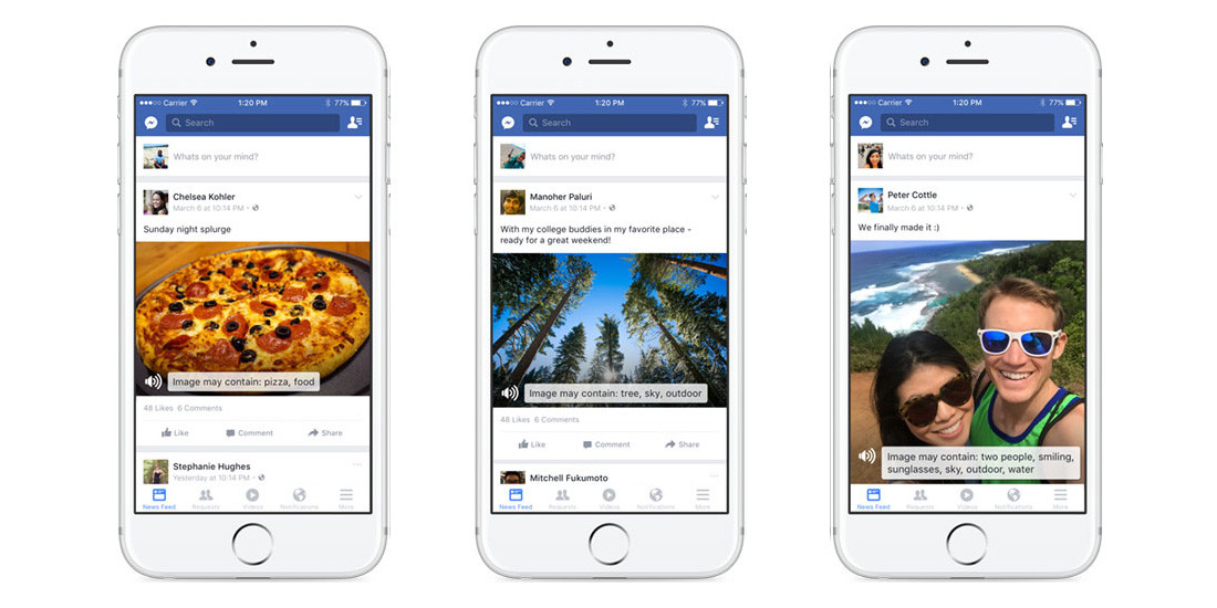 how to delete ios photos from facebook