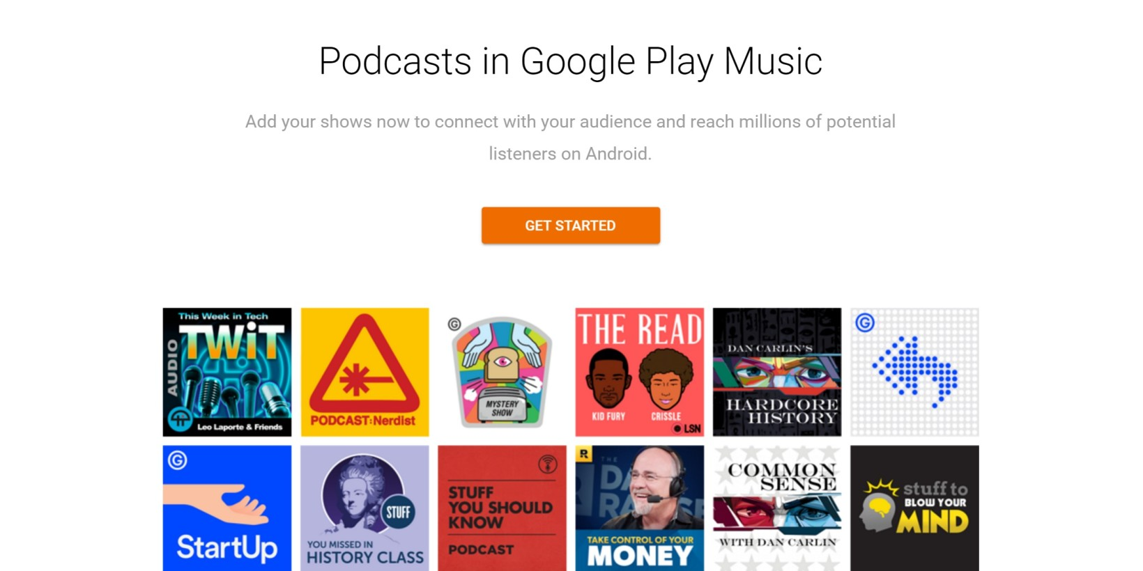 Google Play Music Podcasts 2