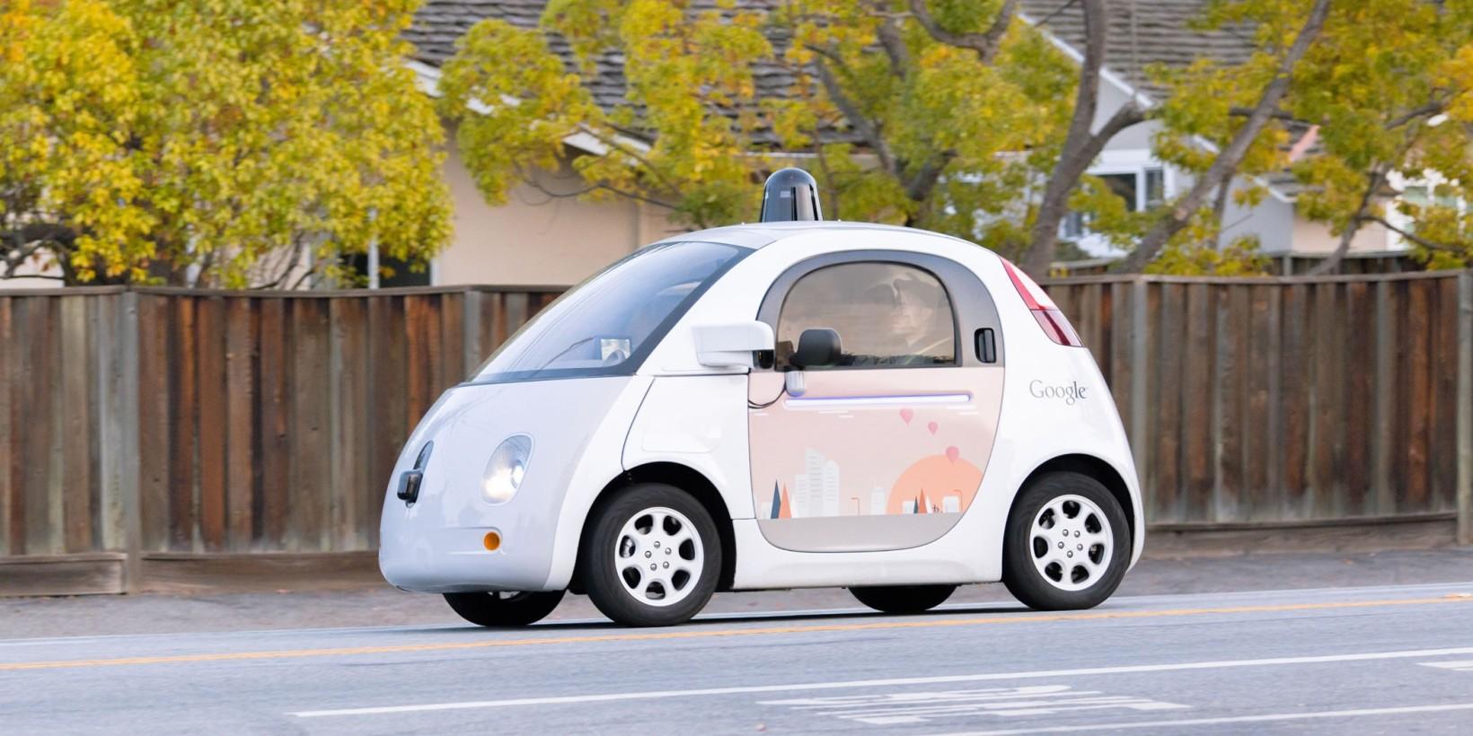 Google's autonomous car just passed 2 million miles