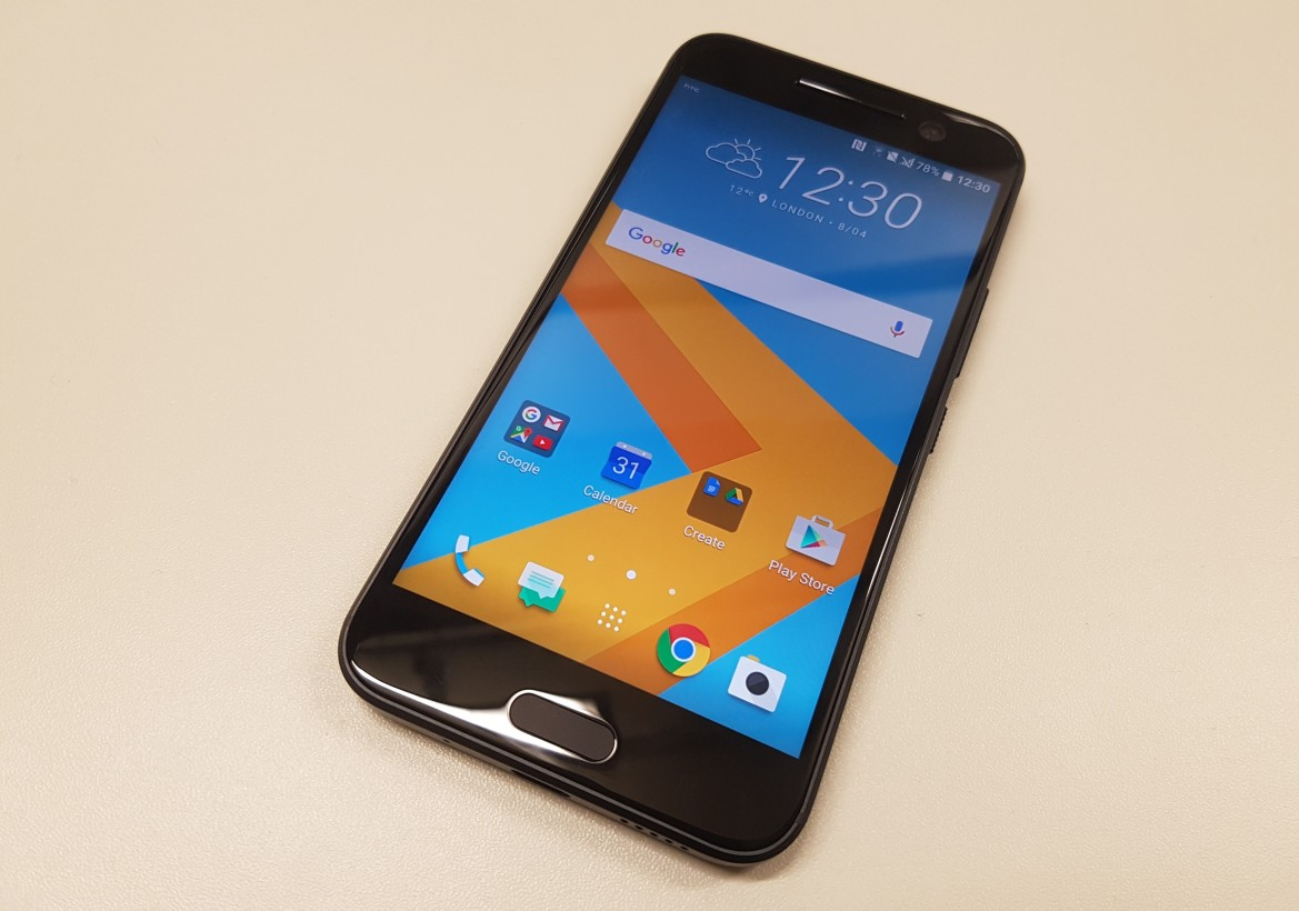 HTC10-front