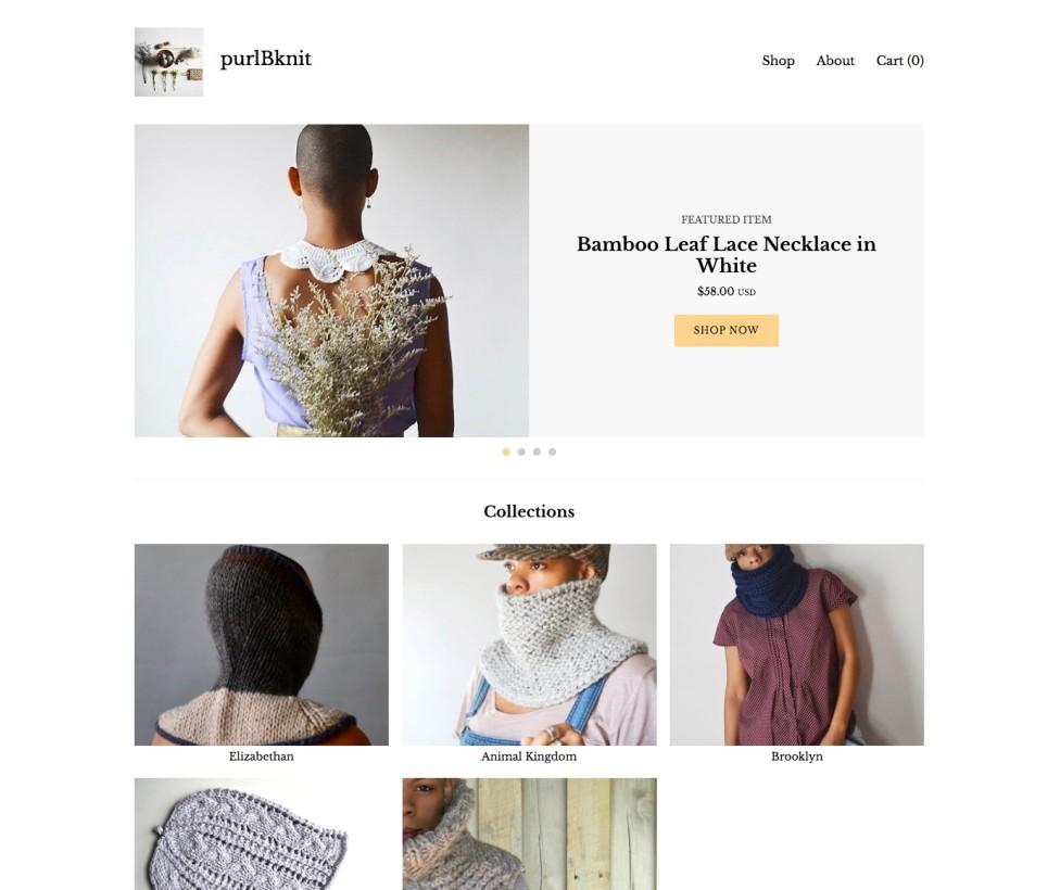 Pattern Site PurlBknit