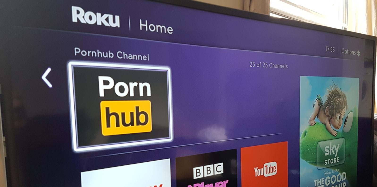porn hub android app