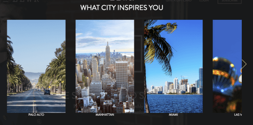 Lewk cities