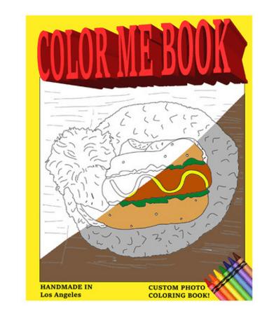 Color Me Book