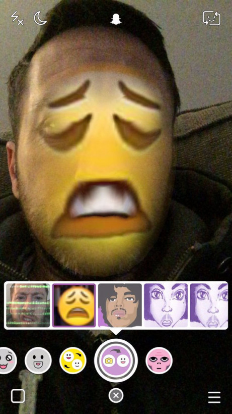 Snapchat Face Swap Camera Roll Full