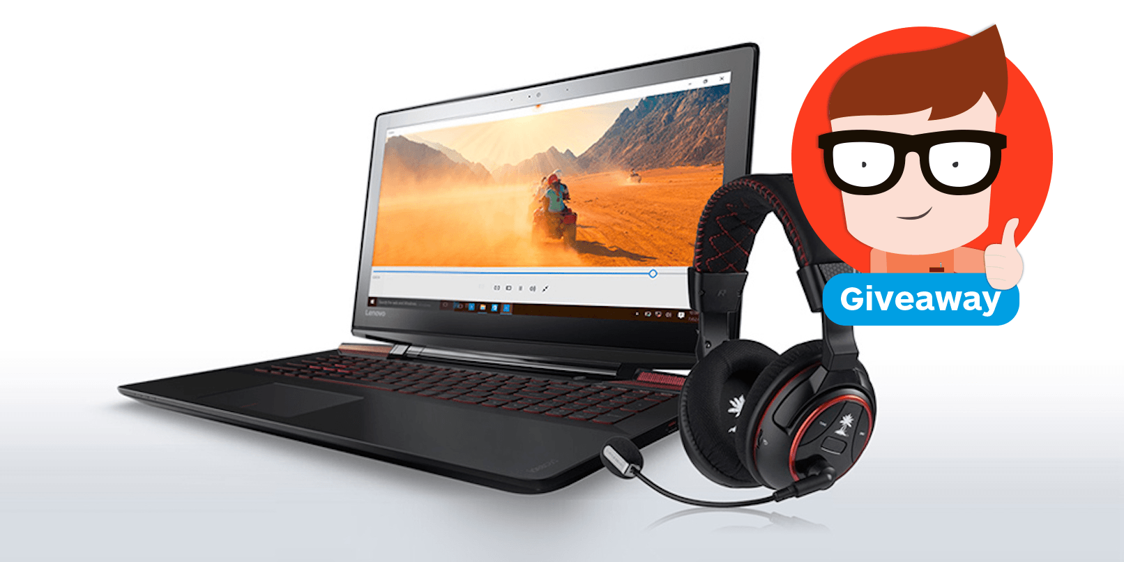lenovo giveaway gamer giveaway win a lenovo ideapad turtle beach headset 3197