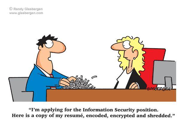 apply for a tech job