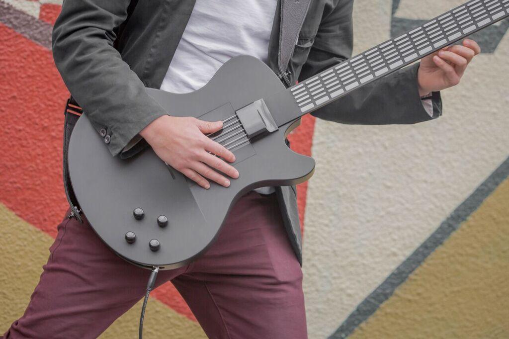 magic instruments rhythm guitar