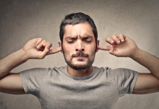 stubborn, not listening, hard headed