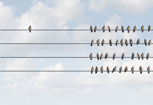 disrupt, individual