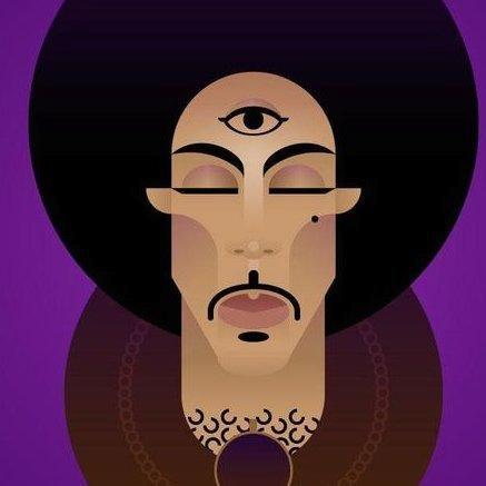 Prince Avatar Twitter Icon