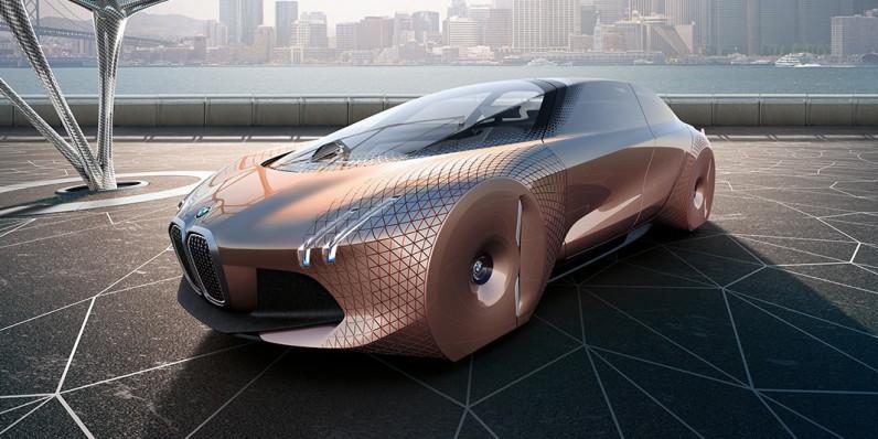 Image result for autonomous car bmw
