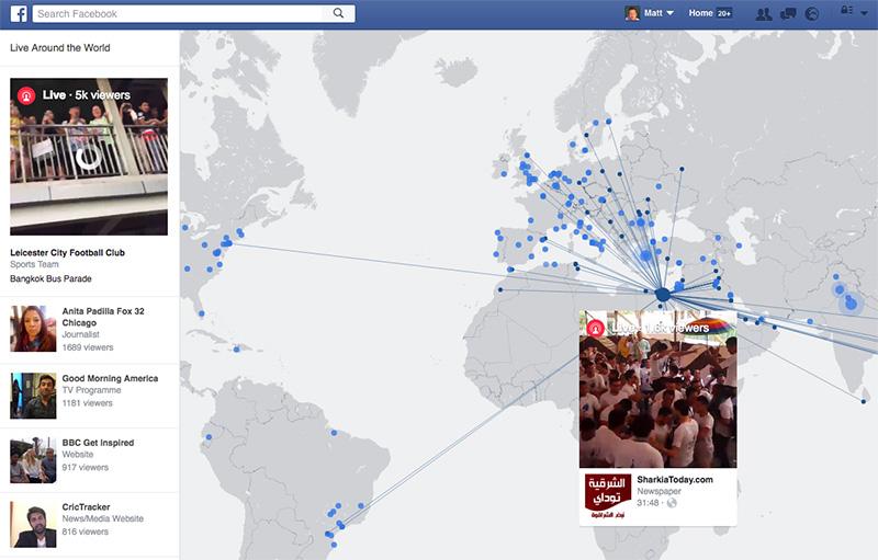 Facebookinteractivemap