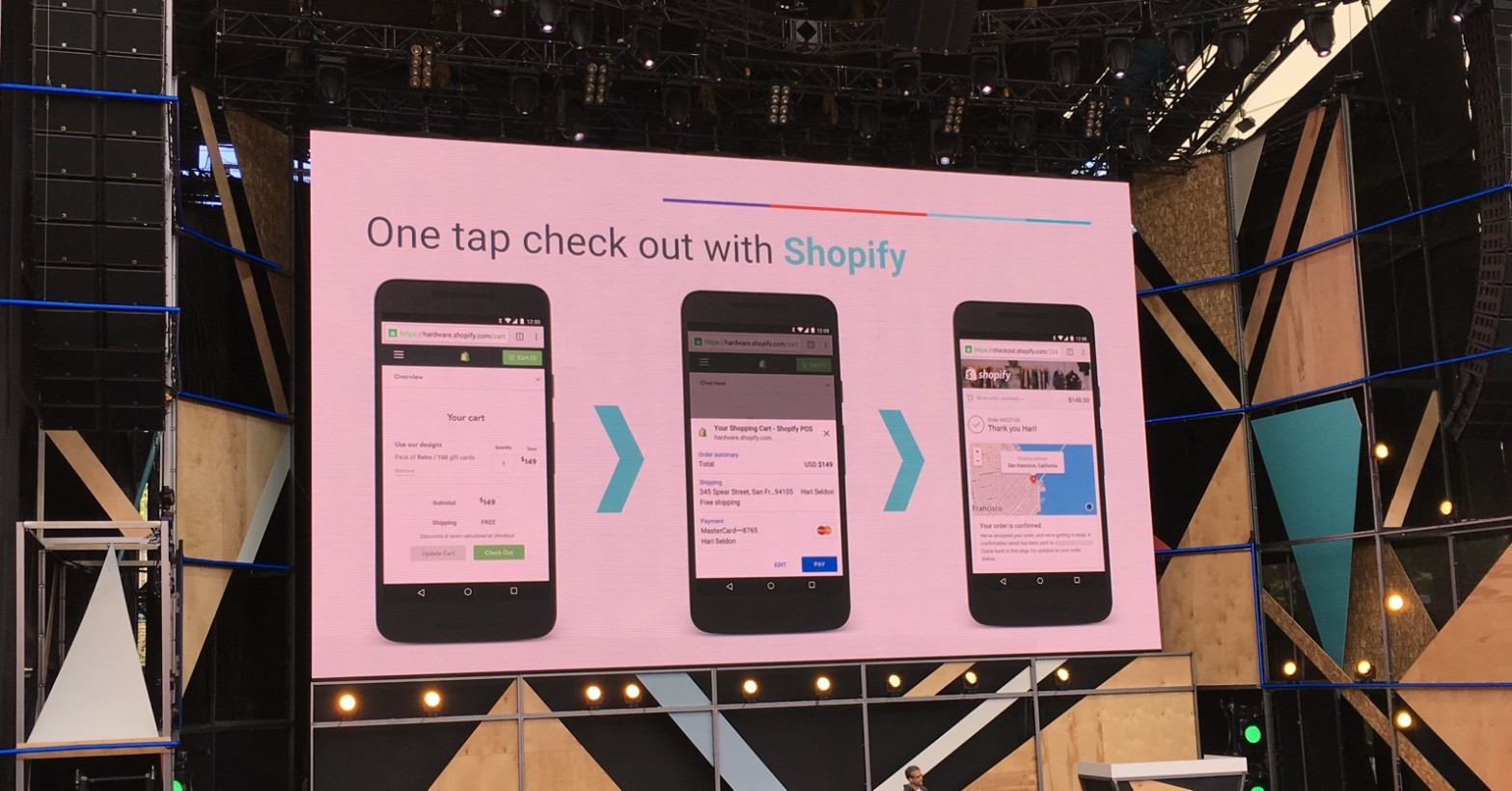 s new mobile payments api will help bring android pay to the mobile web