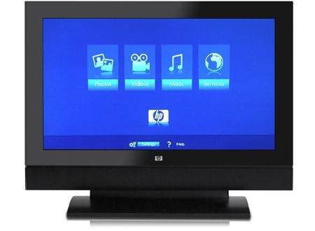 HP Media Smart TV