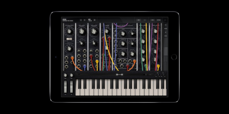 Moog's limited edition $10,000 synth is now available as a $30 iOS app
