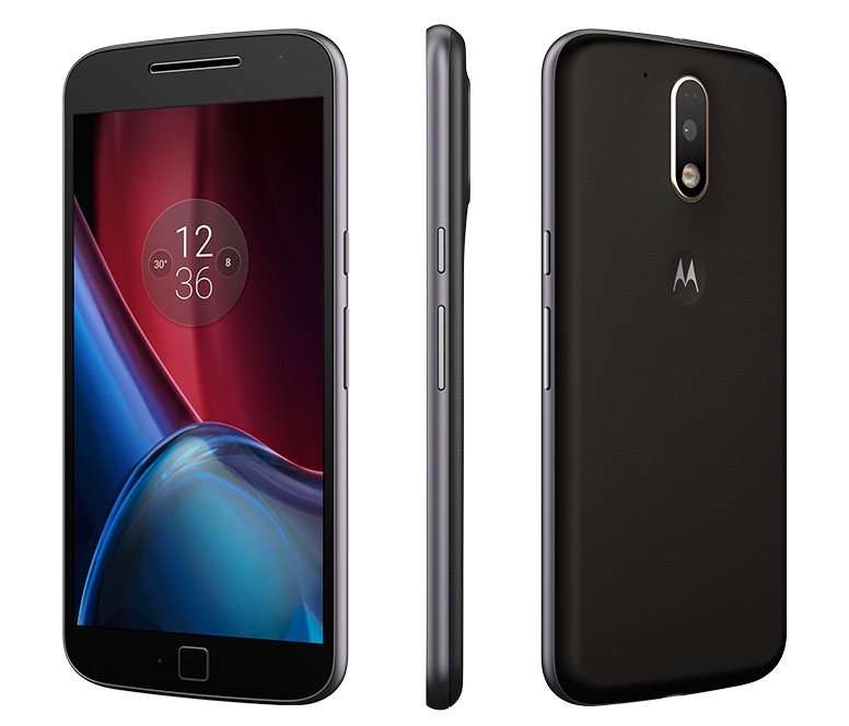 The Moto G4 Plus comes with a better rear camera and a fingerprint reader over the G4