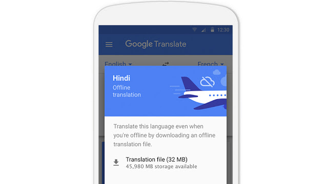 Google Translate now works within any app on Android