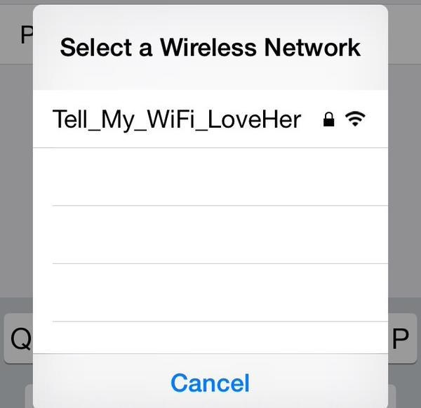 Funny Wifi Names: This Is The Worst Wi-Fi Hotspot Name To Use On A Plane