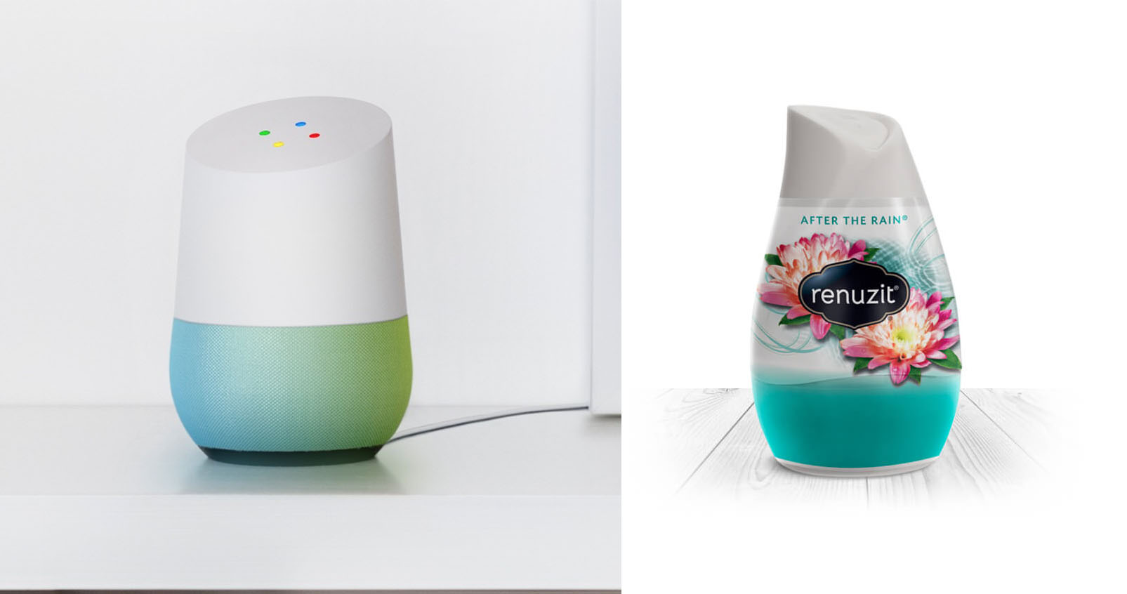the internet thinks google home looks like an air freshener. Black Bedroom Furniture Sets. Home Design Ideas