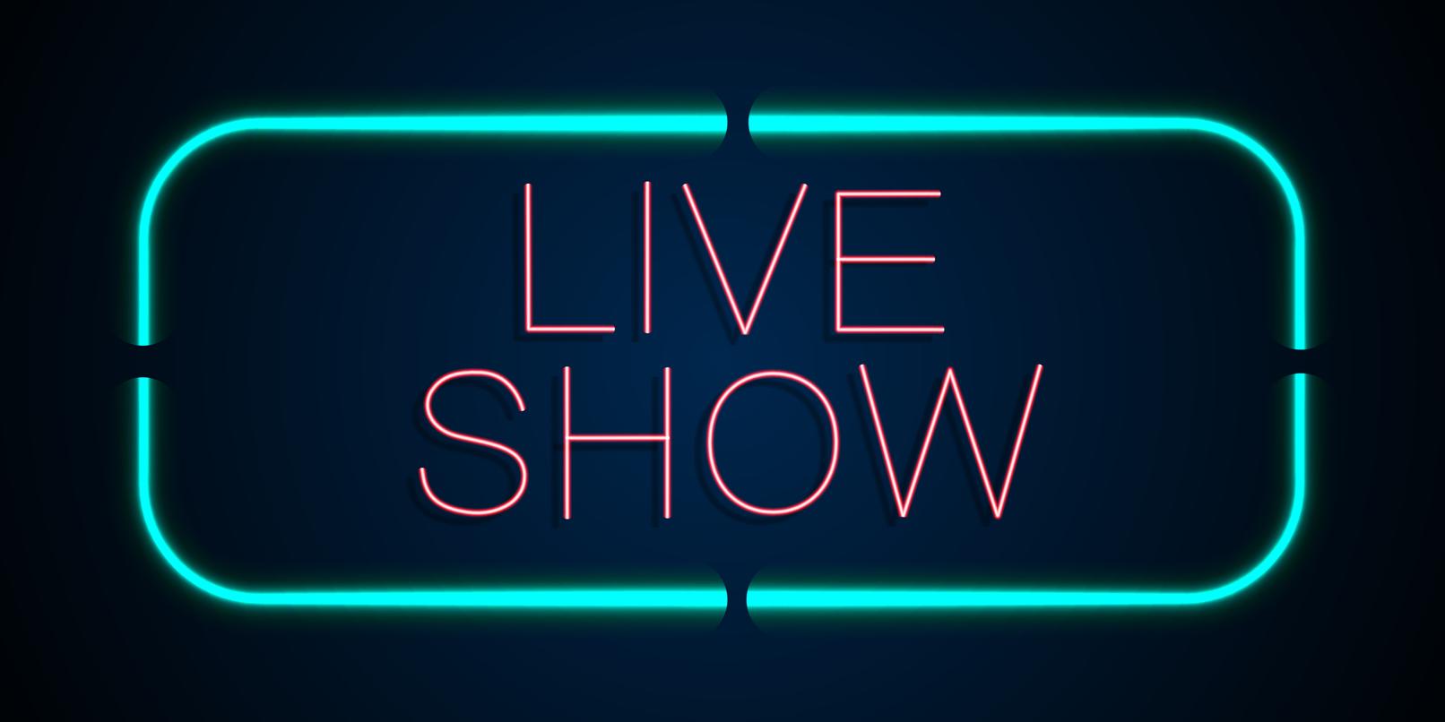 Live online sex shows