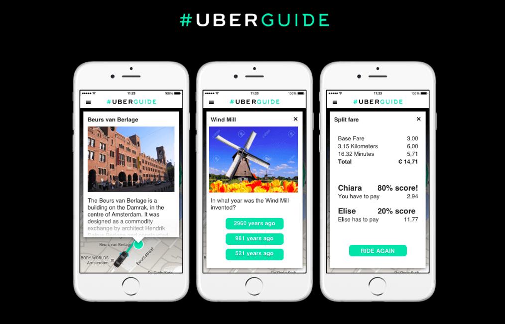 uber guide