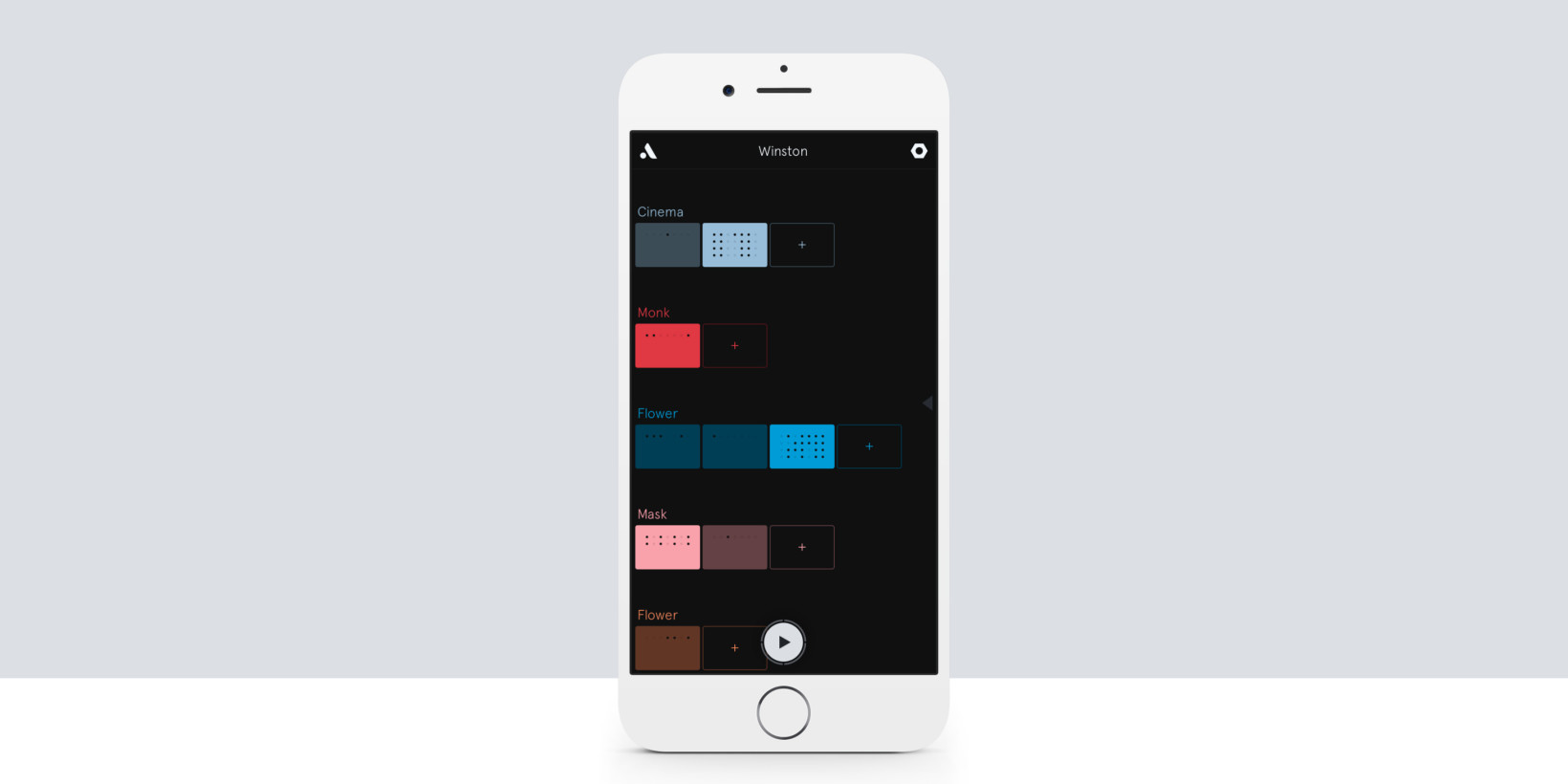 auxy for ios is a dead simple free music making app. Black Bedroom Furniture Sets. Home Design Ideas