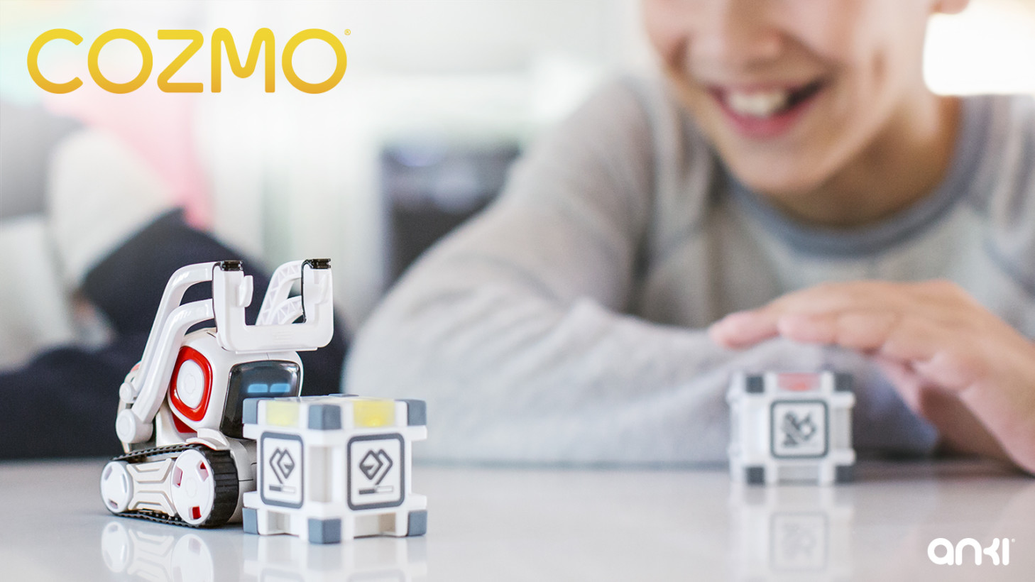 Anki just built Wall-E and Eve's love child into a robot named Cozmo, and it's incredible