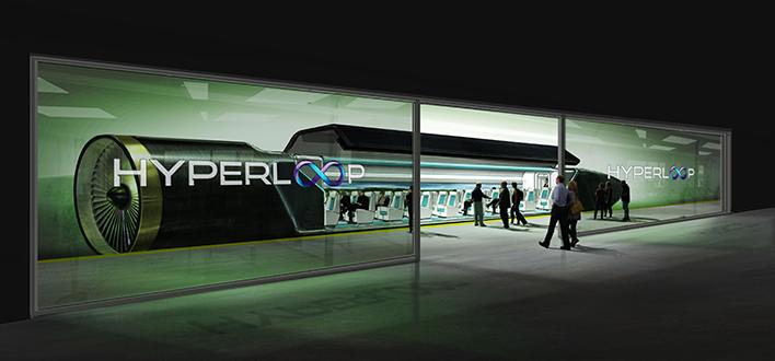 Hyperloop One wants to build on-demand underwater transport