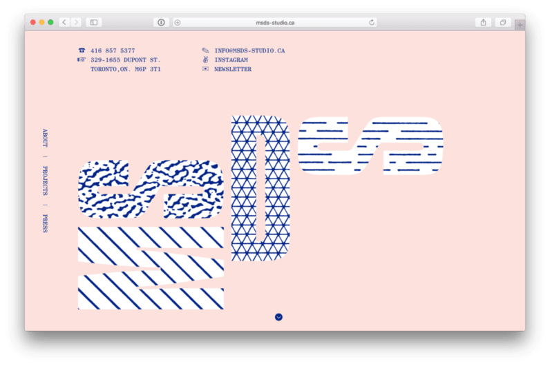 web design MSDS
