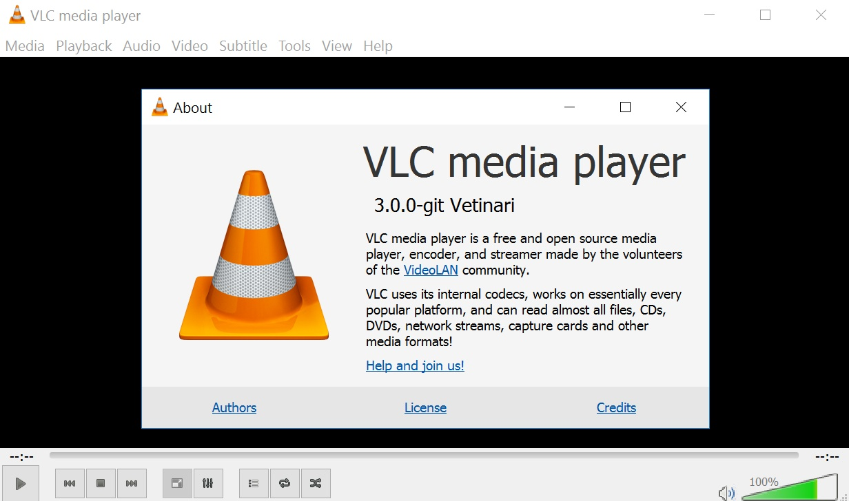 how to put media files onto vlc player