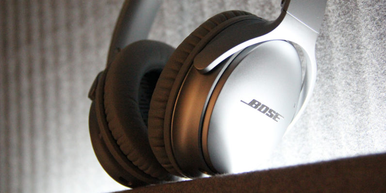 Bose QC35 review - the ultimate travellers' headphones