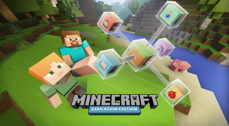 Minecraft is coming to schools with the Education Edition beta launch