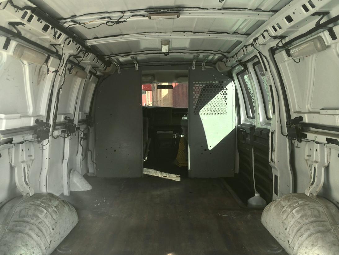 mobile studio van