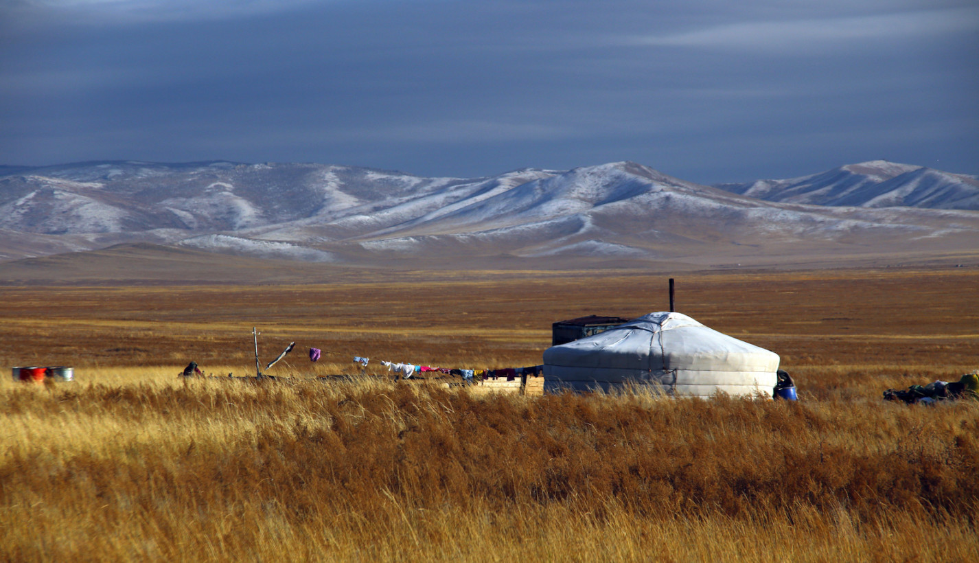 Mongolia May Spearheading Three Word Address Revolution on Square Grid