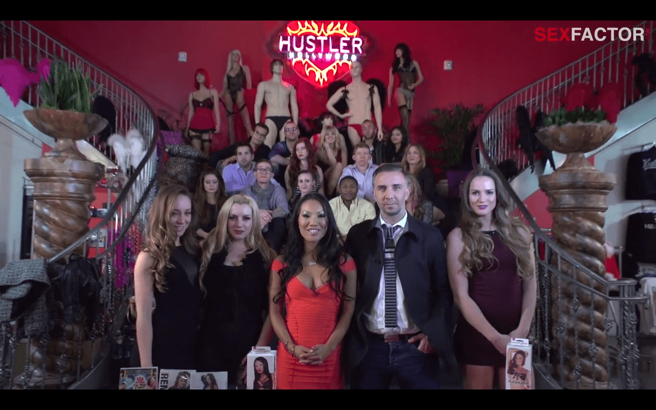 porn reality show May 2016  /r/allxHamster's original reality porn show, The Sex Factor, premiered today; 16  civilians Vy for $1M on America's first porn reality show .